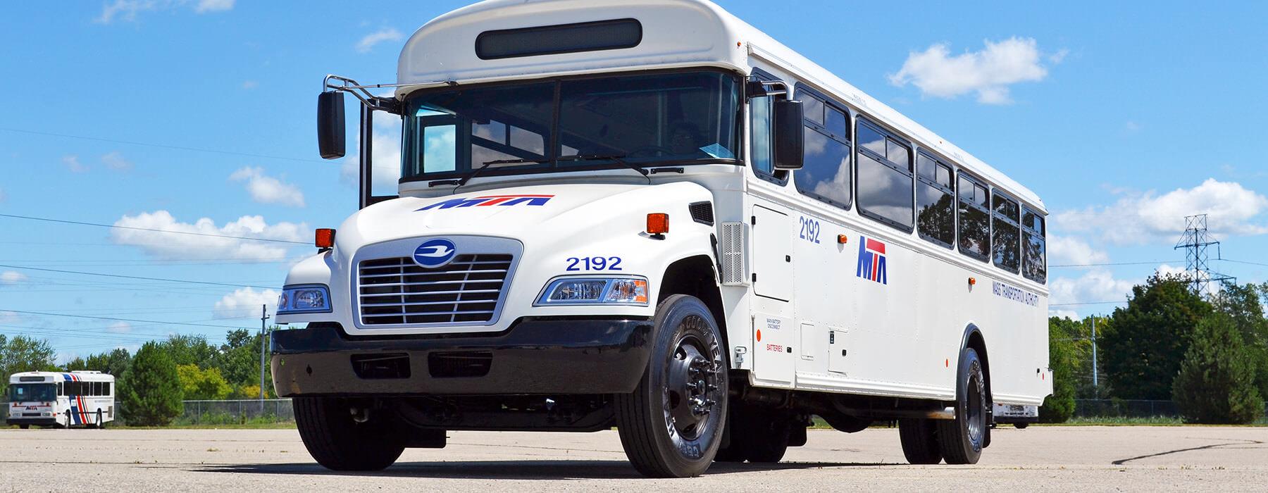 Peak Period Routes Bus