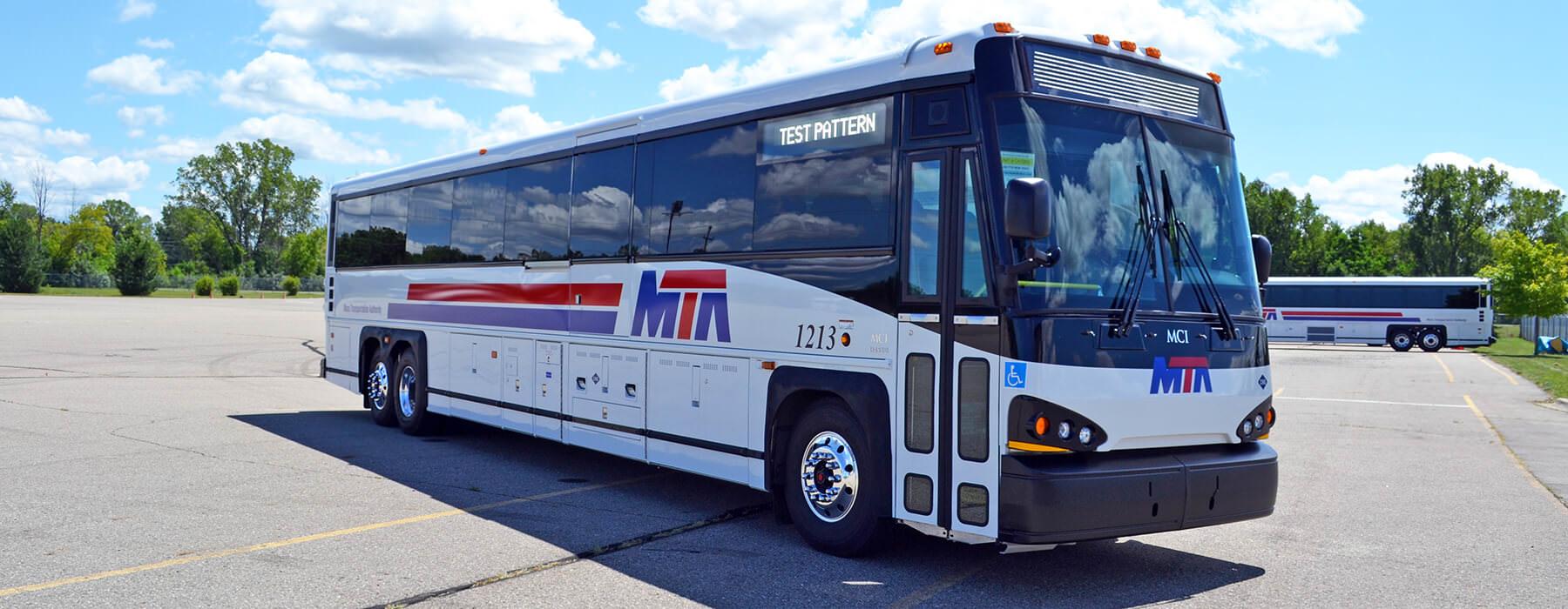 A Regional Route Bus