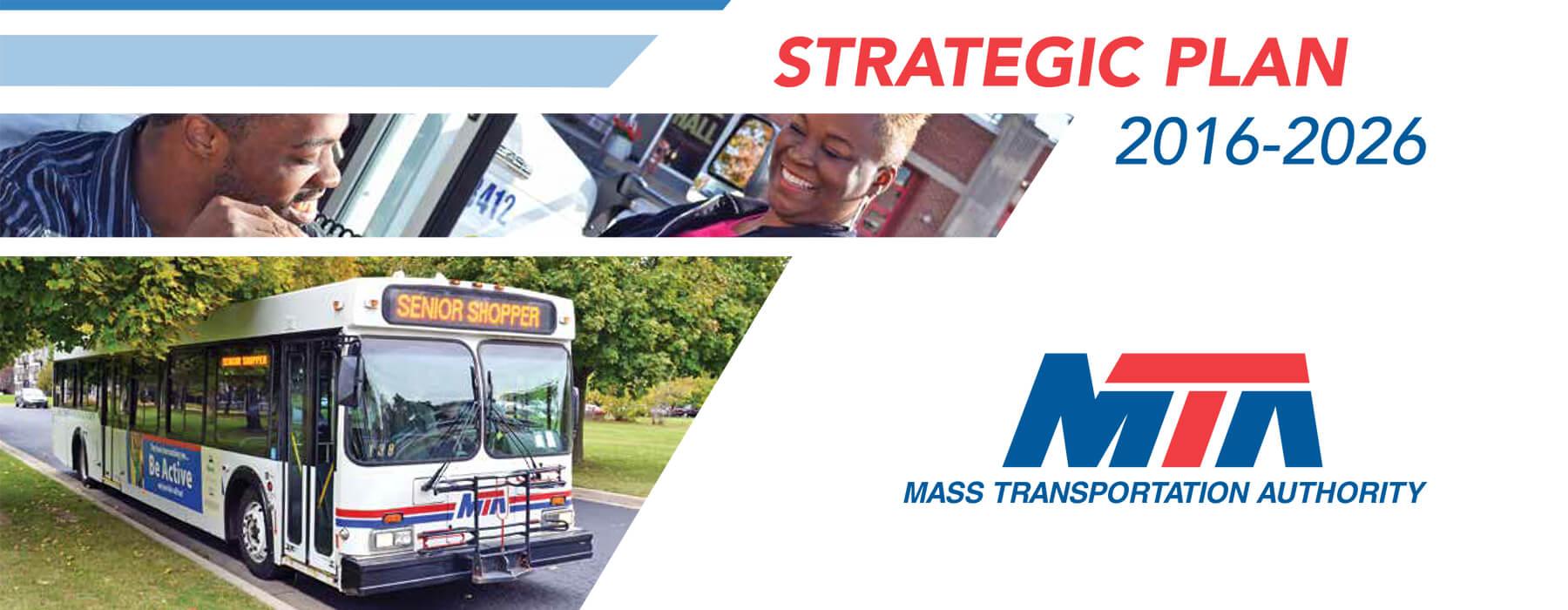 MTA Strategic Plan 2016-2026